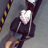 售完即止-出差短途旅行包男女手提肩背斜背行李包行李袋大容量健身包9-27(庫存清出S)
