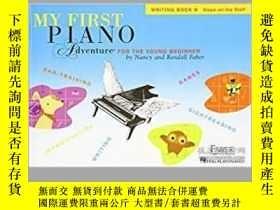 二手書博民逛書店英文原版My罕見First Piano Adventure: W
