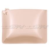 【VT薇拉寶盒】GIVENCHY 紀梵希 幾何造型裸粉美妝包
