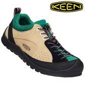 KEEN JASPER ROCKS X Thc 十週年紀念款 休閒鞋 男款 卡其/翠綠 #19870