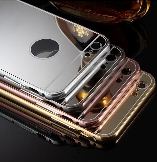 【SZ14】YY iphone X 手機殼 鏡面框+推拉背板 iphone 6 plus手機殼 iphone 6s 手機殼 iphone 6 plus殼 iphone se 5s