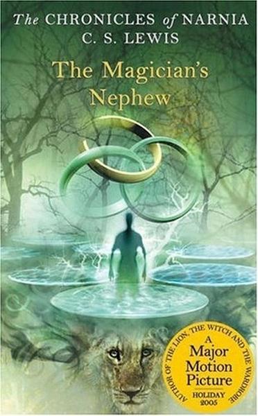 (二手書)Chronicles of Narnia #01: Magician's Nephew