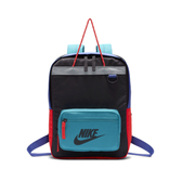 F-NIKE Tanjun Backpack 彩色 黑 男女款 兒童款 運動休閒 後背包 BA5927-082