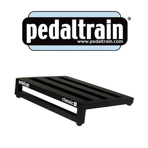 【敦煌樂器】PEDALTRAIN Classic JR 效果器板+軟袋