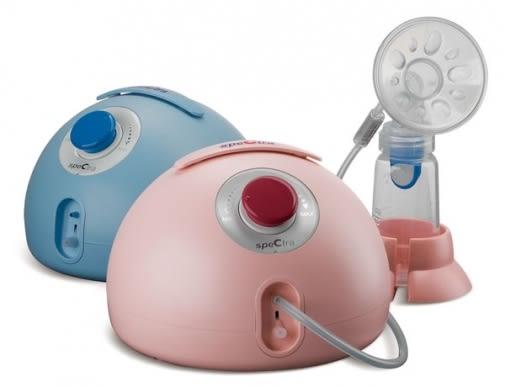 『121婦嬰用品館』貝瑞克 第八代電動雙邊吸乳器(粉)