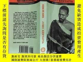 二手書博民逛書店Facing罕見Mount KenyaY199921 Jomo