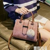 包包女秋季新款女包韓版百搭大氣手提包時尚大容量單肩斜挎包 雲雨尚品