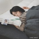 枕頭 1入【德國專利 物理防螨水洗枕 / 中低款】防螨 防塵 抗過敏 德國專利素材 翔仔居家