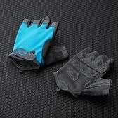 健身手套男器械訓練運動護腕女單杠引體向上防滑起繭掌墊半指手套 新年優惠