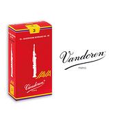 小叮噹的店法國Vandoren SOPRANO JAVA 高音薩克斯風紅盒10 片裝S J