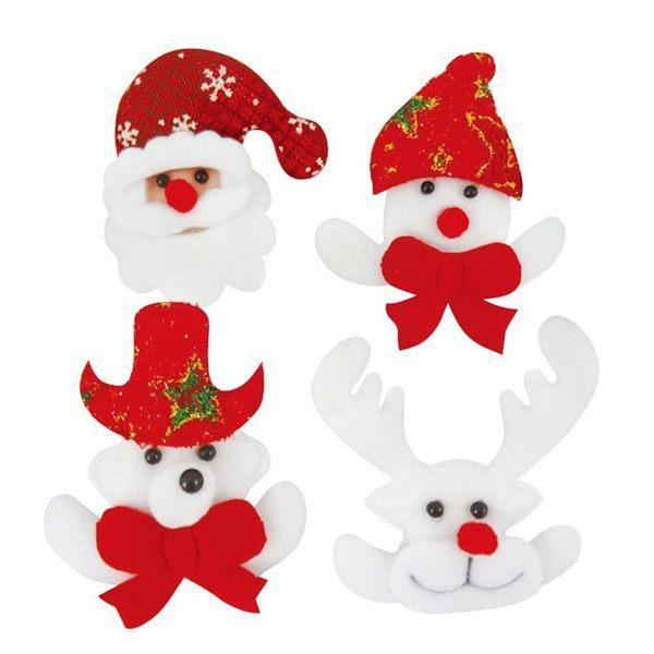 聖誕發光胸針 (單入不挑款) 聖誕節道具 聖誕派對 (購潮8)