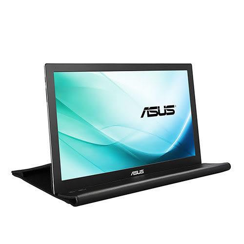 ASUS MB169B+ IPS 15.6吋 超薄USB供電外接式顯示器