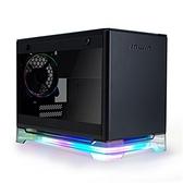 迎廣 A1Plus-黑 無線充電 ARGB機殼-含650W金牌(Molding線材)