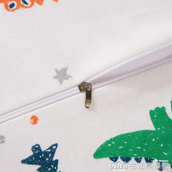 南極人乳膠枕頭寶寶1-2-3-6歲幼兒園午睡專用小孩四季通用 NMS生活樂事館