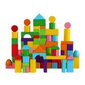 兒童益智積木玩具1-2-3-6周歲嬰幼兒寶寶男女孩早教7-10拼裝木制/米蘭世家