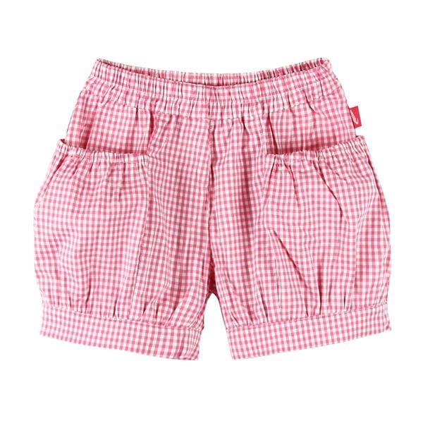 『小鱷魚童裝』細格燈籠褲(02號~10號)535685