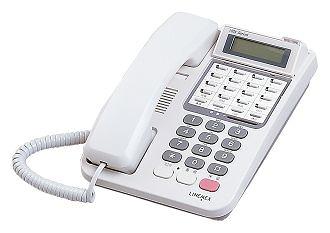 聯盟 ISDK-12TD  12外線顯示型數位電話機-[總機系統  企業電話系統]-廣聚科技