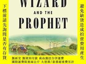 二手書博民逛書店The罕見Wizard And The ProphetY364153 Charles C Mann Knopf