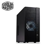 【CoolerMaster 酷碼】N400 ATX 全黑化網孔前板機殼