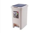 大號腳踏式垃圾桶有蓋創意衛生間客廳臥室廚房家用帶蓋廁所紙簍踩QM 依凡卡時尚