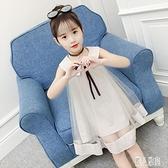 女童連身裙2020新款韓版夏裝洋氣網紗洋裝裙兒童裝背心裙公主蓬蓬裙子 LR23888『麗人雅苑』
