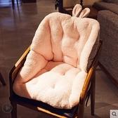 坐墊辦公室久坐美臀四季通用靠墊靠背一體加厚冬季屁股墊 - 風尚3C