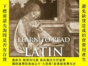 二手書博民逛書店Learn罕見To Read Latin, Second Edi