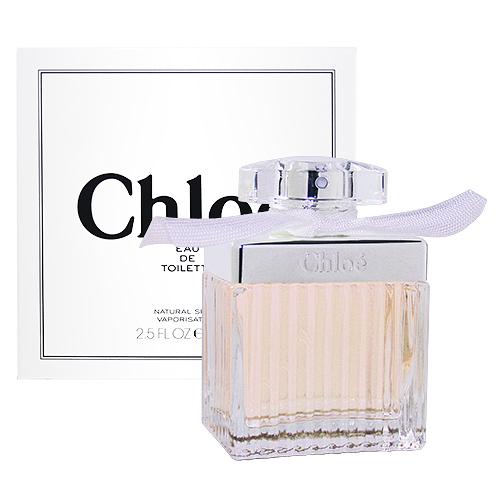 【Chloe】白玫瑰 女性淡香水 75ml (TESTER-環保盒有蓋)