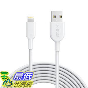 [106美國直購] Anker AK-A8434021 PowerLine II 充電線傳輸線 Dura Lightning Cable MFi Certified  iPhone 7 Plus