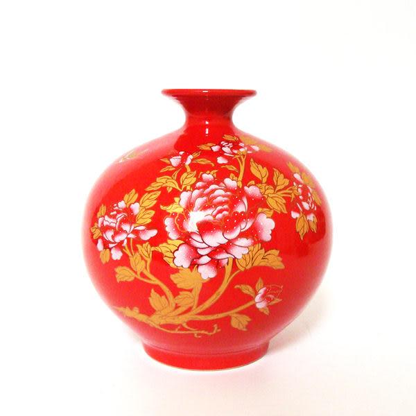 中國紅花瓶ZGH007 正品 特價