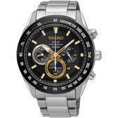 【人文行旅】SEIKO | 精工錶 SSC581P1 Criteria 太陽能 藍寶石水晶鏡面 計時碼錶