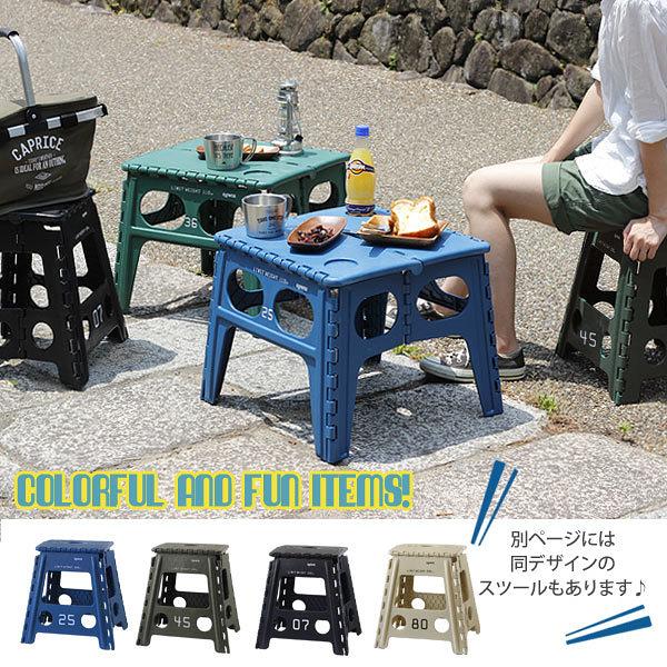 [預購]日本SLOWER摺疊桌 四色