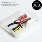 收納 置物架 收納盒【R0107】SB方塊盒0.83L MIT台灣製ac 收納專科