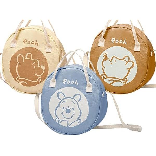 Disney 迪士尼 維尼日和-圓型兩用保溫袋(1入) 款式可選【小三美日】