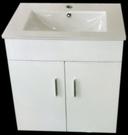 【麗室衛浴】破盤超低價 60公分發泡板浴櫃+9060E面盆組 D-102-3