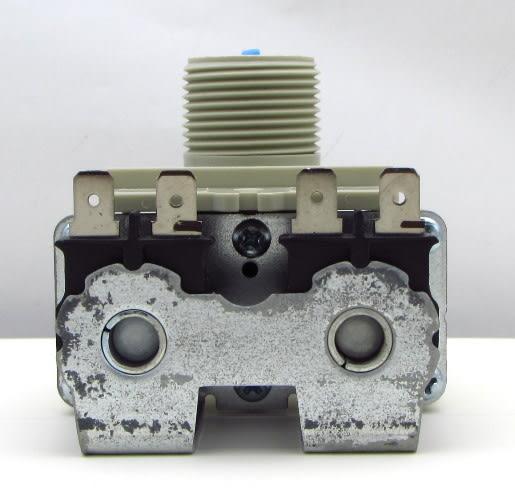 【90°雙孔進水閥】SANYO 三洋 DV-TS2-D 洗衣機 雙管(孔) 一進二出 電磁閥 進水閥 給水閥 外觀相同可用