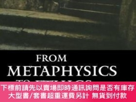 二手書博民逛書店From罕見Metaphysics To EthicsY464532 Frank Jackson Claren