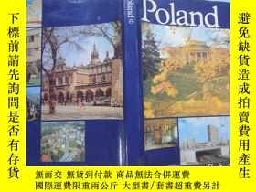 二手書博民逛書店罕見poland〔外文原版〕z·科瓦爾切克1978年籤贈Y293