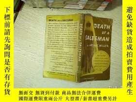 二手書博民逛書店DEATH罕見OF A SALESMAN 推銷員之死.Y203004