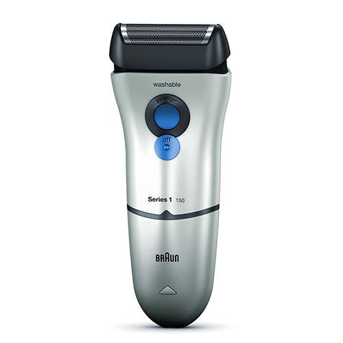 (福利品)德國百靈BRAUN-1系列舒滑電鬍刀150S-1