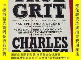 二手書博民逛書店True罕見Grit:A NovelY367679 Charles Portis(查爾斯·波蒂斯) 著 Ov
