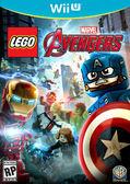WiiU Lego Marvel Avengers 樂高:復仇者聯盟(美版代購)