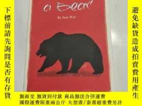二手書博民逛書店THE罕見CONFESSION OF a BearY169097