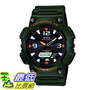 [美國直購] 手錶 Casio Mens Solar Sport Combination Watch B00AI23BWE