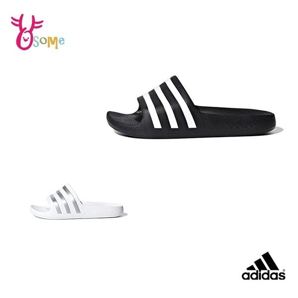 2色經典款adidas拖鞋 兒童拖鞋 男女童拖鞋 防水拖鞋 運動拖鞋 室內室外拖鞋 S9349.54 奧森鞋業