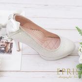 現貨 時尚手作婚紗鞋 飛舞女神 台北婚鞋品牌 好走不磨腳時尚好搭配 20.5-26 EPRIS艾佩絲-時尚銀