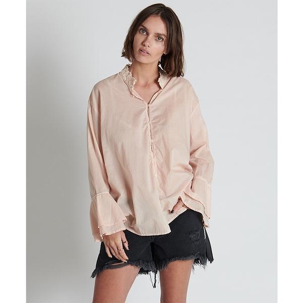 ONETEASPOON DIRTY PINK FANCY SHR襯衫-(女)