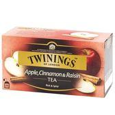 唐寧茶 Twinings 異國香蘋茶 2gx25入 茶包 (購潮8)