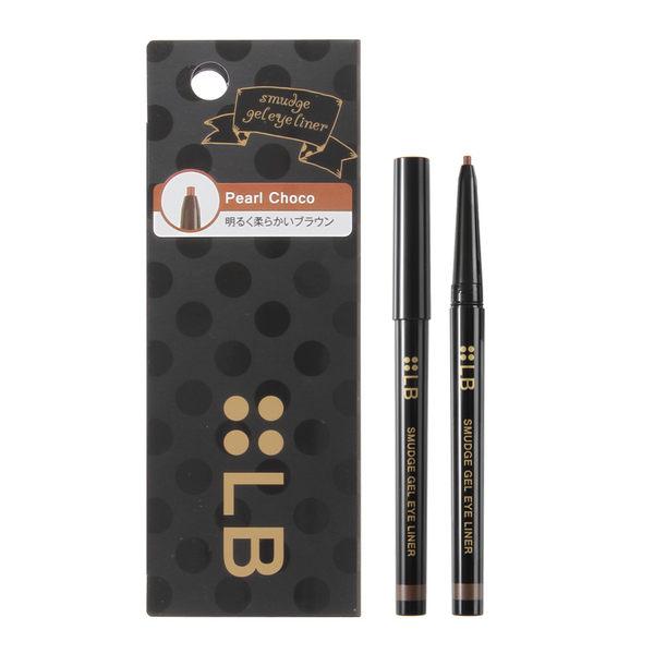 LB 鮮奶油超防水眼影眼線膠筆-可可棕 0.1g