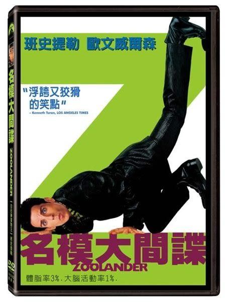 名模大間諜 DVD (購潮8)